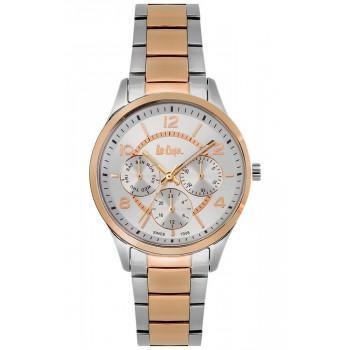 LEE COOPER Ladies - LC06931.530  Silver case with Stainless Steel Bracelet