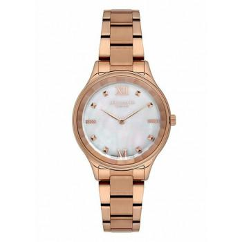LEE COOPER Ladies - LC07113.420  Rose Gold case with Stainless Steel Bracelet