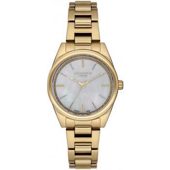 LEE COOPER Ladies - LC07157.120  Gold case with Stainless Steel Bracelet