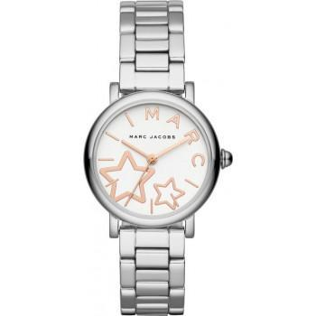 MARC JACOBS Classic - MJ3591,  Silver case with Stainless Steel Bracelet