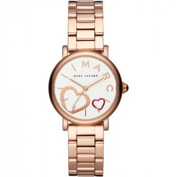 MARC JACOBS Classic - MJ3592,  Rose Gold case with Stainless Steel Bracelet