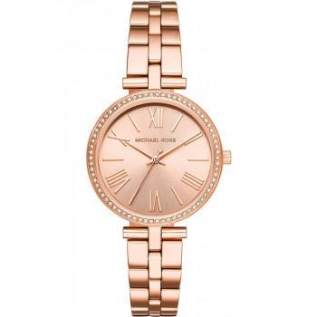 MICHAEL KORS  Maci Crystals - MK3904, Rose Gold case with Stainless Steel Bracelet