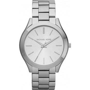 Michael Kors - MK3178 Silver case, with Silver Bracelet