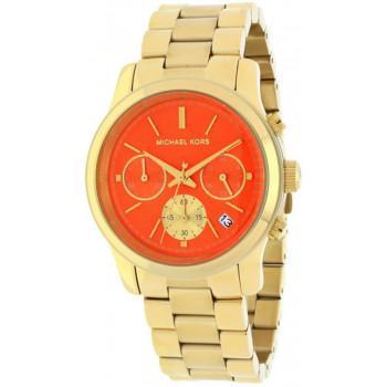 Michael Kors - MK6162 Gold Plated case, with Gold Plated Bracelet