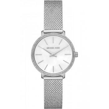MICHAEL KORS Pyper Crystals - MK4618, Silver case with Stainless Steel Bracelet