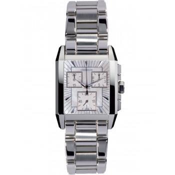 MICHEL HERBELIN Kharga  - MH 34472-B19, Silver case with Stainless Steel Bracelet