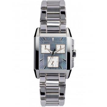 MICHEL HERBELIN Kharga  - MH 34472-B20, Silver case with Stainless Steel Bracelet