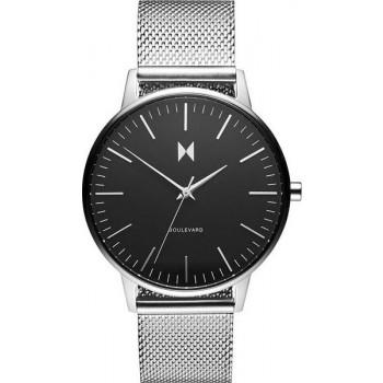 MVMT Boulevard ilshire -  MB01-BS,  Silver case with Stainless Steel Bracelet