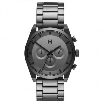 MVMT Liquid Mercury Chrono - 2800048-D,  Grey case with Stainless Steel Bracelet