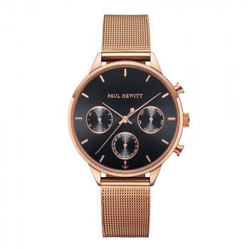 PAUL HEWITT  Everpulse - PH002812  Rose Gold case with Stainless Steel Bracelet