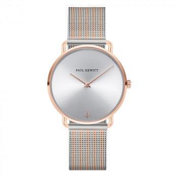 PAUL HEWITT  Miss Ocean Line - PH-M-R-SS-44S  Rose Gold case with Stainless Steel Bracelet