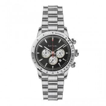 PAUL SMITH Chronograph  - PS0110007,  Silver case with Stainless Steel Bracelet