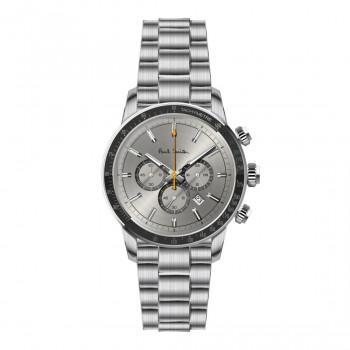 PAUL SMITH Chronograph  - PS0110008,  Silver case with Stainless Steel Bracelet