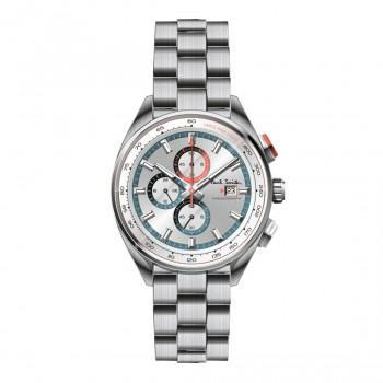 PAUL SMITH Chronograph  - PS0110018,  Silver case with Stainless Steel Bracelet