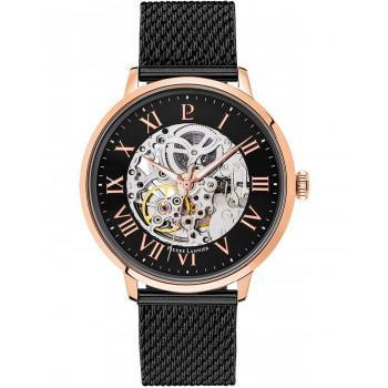 PIERRE LANNIER Automatic Mens - 324B438,  Rose Gold case with Stainless Steel Bracelet