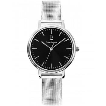PIERRE LANNIER Classic Ladies - 089J638  Silver case with Stainless Steel Bracelet