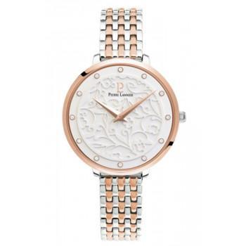PIERRE LANNIER Eolia Crystals - 053J701  Silver case with Stainless Steel Bracelet