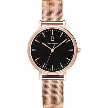 PIERRE LANNIER  Ladies - 091L938,  Rose Gold case with Stainless Steel Bracelet
