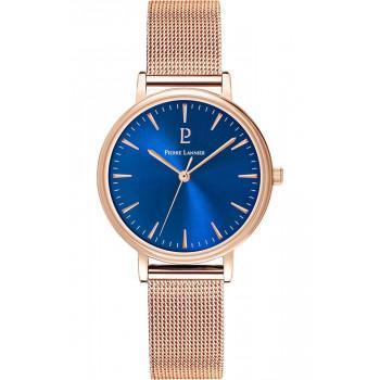PIERRE LANNIER  Ladies - 091L968,  Rose Gold case with Stainless Steel Bracelet