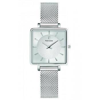 PIERRE LANNIER Lecare - 007H628  Silver case with Stainless Steel Bracelet