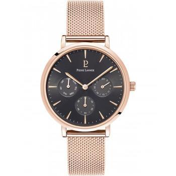 PIERRE LANNIER Multi - 002G988  Rose Gold case with Stainless Steel Bracelet