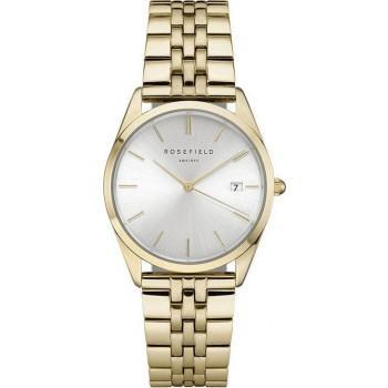 ROSEFIELD The Ace - ACSG-A03  Gold case with Stainless Steel Bracelet