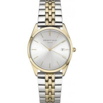 ROSEFIELD The Ace - ACSGD-A01  Gold case with Stainless Steel Bracelet