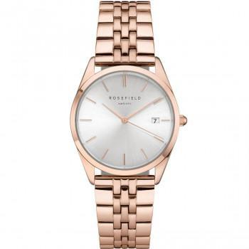 ROSEFIELD The Ace - ACSR-A14  Rose Gold case with Stainless Steel Bracelet