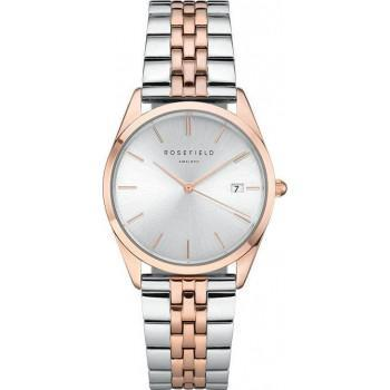 ROSEFIELD The Ace - ACSRD-A06  Rose Gold case with Stainless Steel Bracelet