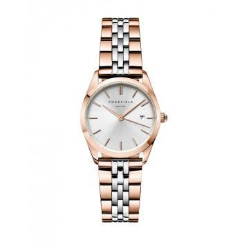ROSEFIELD The Ace XS - ASRSR-A21  Rose Gold case with Stainless Steel Bracelet