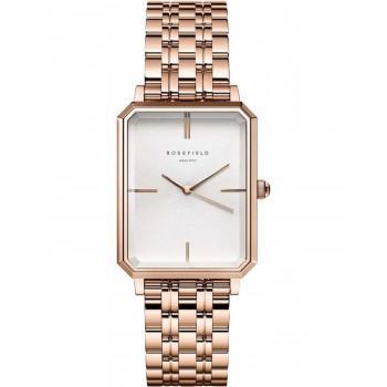 ROSEFIELD The Elles - OCWSRG-O42  Rose Gold case with Stainless Steel Bracelet