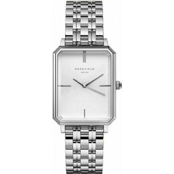 ROSEFIELD The Elles - OCWSS-O41  Silver case with Stainless Steel Bracelet