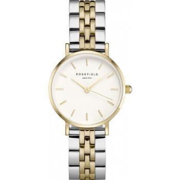 ROSEFIELD The Small Edit - 26SGD-269  Gold case with Stainless Steel Bracelet
