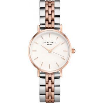ROSEFIELD The Small Edit - 26SRGD-271  Rose Gold case with Stainless Steel Bracelet
