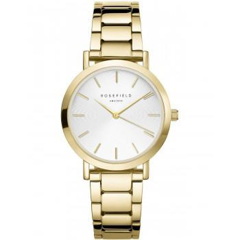 ROSEFIELD The Tribecca - TWSG-T61  Gold case with Stainless Steel Bracelet