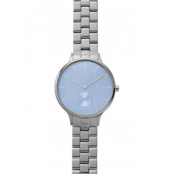 SKAGEN Anita Ladies - SKW2416,  Silver case with Stainless Steel Bracelet