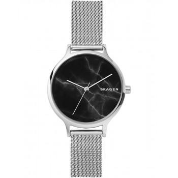 SKAGEN Anita Ladies - SKW2673,  Silver case with Stainless Steel Bracelet