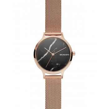 SKAGEN Anita Ladies - SKW2721, Rose Gold case with Stainless Steel Bracelet