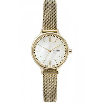 SKAGEN Anita Ladies - SKW2907, Gold case with Stainless Steel Bracelet