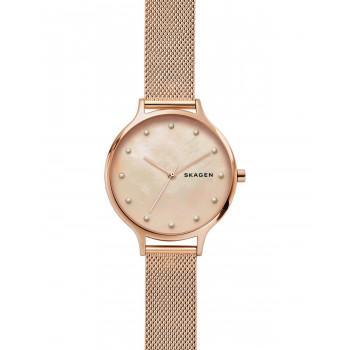 SKAGEN Anita - SKW2773, Rose Gold case with Stainless Steel Bracelet