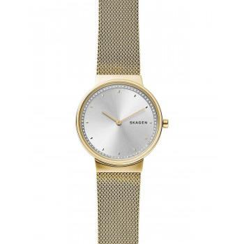 SKAGEN Annelie Ladies - SKW2755, Gold case with Stainless Steel Bracelet