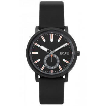 SKAGEN  Colden - SKW6612, Black case with Black Rubber Strap