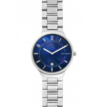 SKAGEN Grenen Mens - SKW6519,  Silver case with Stainless Steel Bracelet