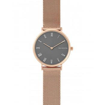 SKAGEN Hald Ladies - SKW2675, Rose Gold case with Stainless Steel Bracelet