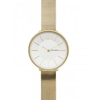 SKAGEN Karolina Ladies - SKW2722, Gold case with Stainless Steel Bracelet