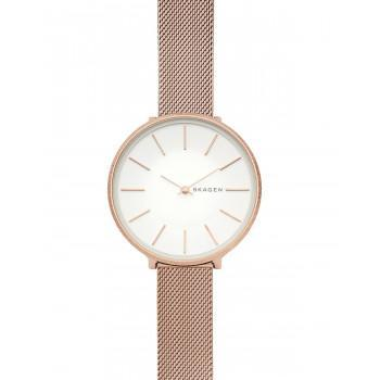 SKAGEN Karolina Ladies - SKW2726, Rose Gold case with Stainless Steel Bracelet