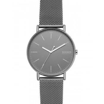SKAGEN Signatur  Mens - SKW6549,  Grey case with Stainless Steel Bracelet