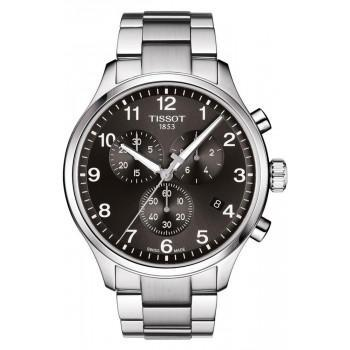 TISSOT Chrono XL - T1166171105701  Silver case  with Stainless Steel Bracelet