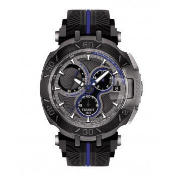 TISSOT T-Race MotoGP Limited Edition Chrono- T0924173706100  Anthracite case  with Black  Rubber Strap