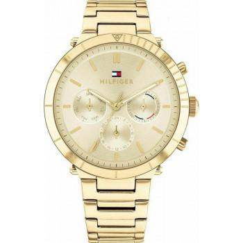 TOMMY HILFIGER Emery - 1782350,  Gold  case with Stainless Steel Bracelet